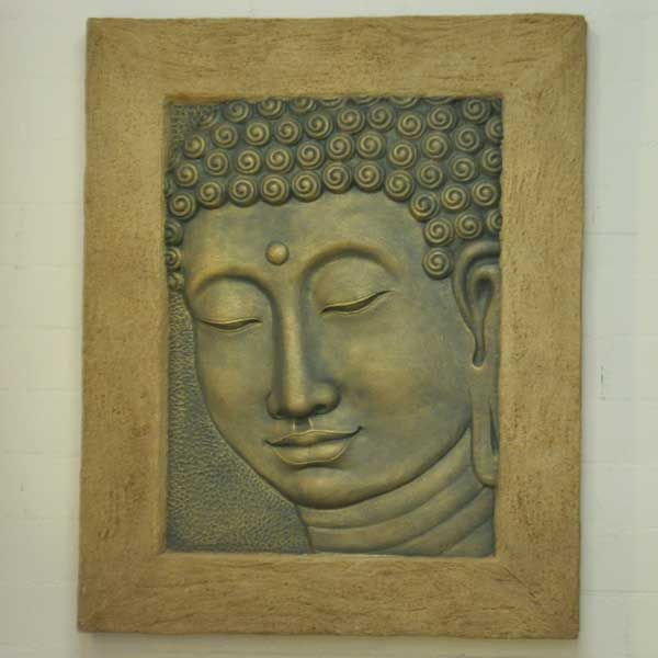 Buddha Panel Frame Large