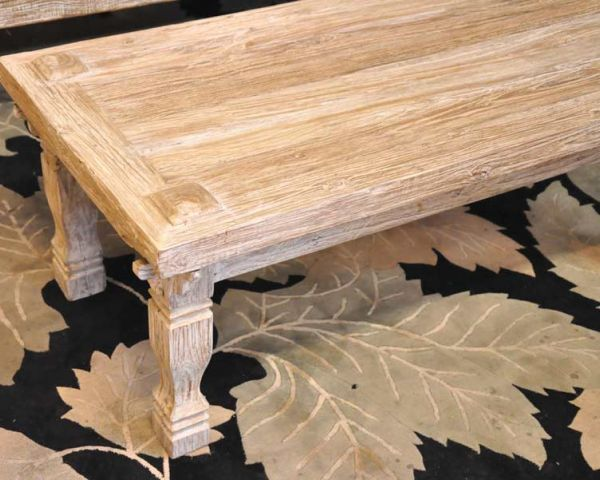 Coffee Table Madura White