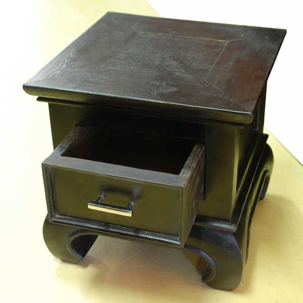 Bed Side Table Opium Java