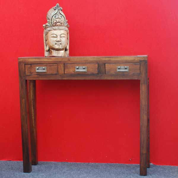 Console Table Quito 90 Teak
