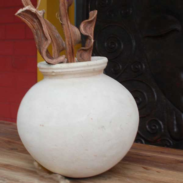 Clay Pots Natural Small